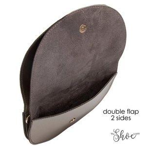 Melie Bianco Bags - Felix Ring Crossbody - Luxury Vegan Leather